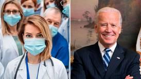Trabajadores del sector Salud y Biden, entre los candidatos a 'Persona del Año' de TIME