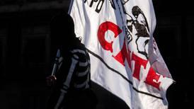 CNTE inicia paro de 72 horas y demanda mesa de diálogo de alto nivel