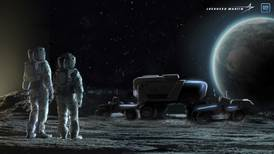 GM anda 'en la Luna' y ya piensa en sus todoterrenos espaciales