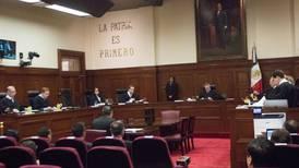 No es 'privilegio' la independencia del Poder Judicial: magistrados