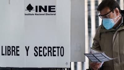 MINUTO A MINUTO: Elecciones intermedias 2021: Así va la jornada electoral en México