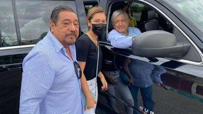 'Nos regaló una sonrisa para el pueblo de Guerrero': Félix Salgado tras llegada de AMLO