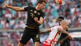 Media blindada. Leon Goretzka renueva con el Bayern Munich