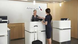 ¿Va a viajar por American Airlines desde Monterrey?