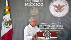 '¡Bonilla nos está matando!': Manifestantes protestan a AMLO en Baja California