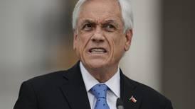Sebastián Piñera, presidente de Chile, será investigado por los 'Pandora Papers'