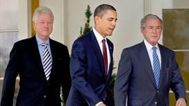 Obama, Bush y Clinton, dispuestos a vacunarse en público contra COVID para animar a estadounidenses
