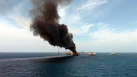 Pemex restablece producción de 35 pozos de los 125 afectados por explosión