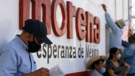 Estos son los candidatos a la dirigencia de Morena