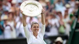 Simona Halep conquista su primera corona en Wimbledon tras vencer a Serena Williams