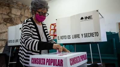 """Consulta popular: """"Pese a noticias falsas el INE promocionó el ejercicio"""", afirma Lorenzo Córdova"""