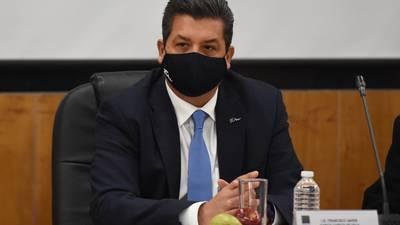 Francisco García Cabeza de Vaca impugna desechamiento de juicio de amparo contra desafuero