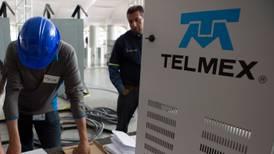 Flujo operativo de Telmex cae 15.3% en el 3T20