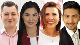Colosio, Vizcaíno, Marina y Cerqueda, las nuevas caras de la política en México