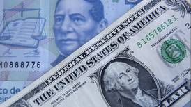 Dólar toca nuevo máximo histórico de 25.71 pesos