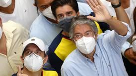 Elecciones Ecuador 2021: Con más de 90% de votos escrutados, Lasso lidera votación presidencial