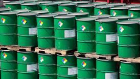 Mezcla mexicana 'tropieza' 1.39%, a 10.61 dólares por barril